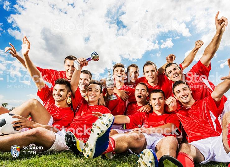 B – tým SK Rapid Plzeň