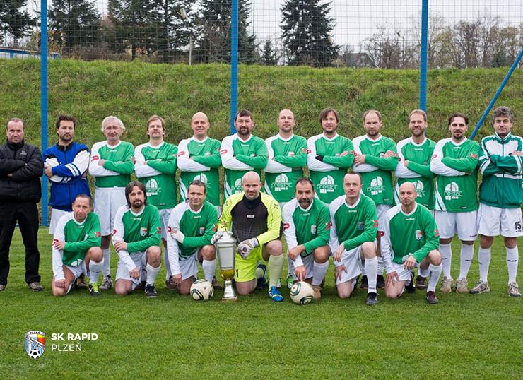 Garda SK Rapid Plzeň